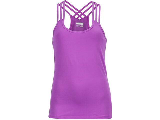 Marmot Vogue Top sin Mangas Mujer, neon berry